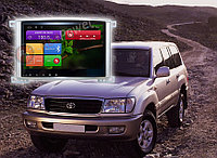 Автомагнитола Toyota Land Cruiser 100 на Android 6