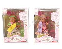Пупс Mini Newborn Baby Doll  (12см)