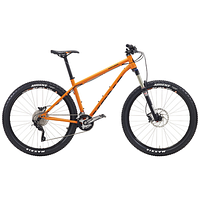 Велосипед горный Explosif 17 matte Orange/Gloss Black 2015 Kona