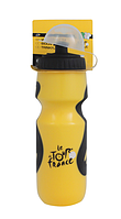 Фляга biodegradable Tour de france, 100% 600ml yellow 341216 Белторг