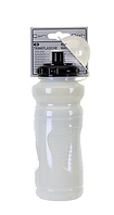 Фляга waterbottle Mighty,plastic,550-600m,silver 340366 Белторг