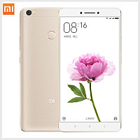 "Смартфон Xiaomi Mi Max  6.44""FHD/LTE/QualcommSnapdragon 650/32GB/3GB/16+5MP/Android 6.0/4850mAh/Gold /"