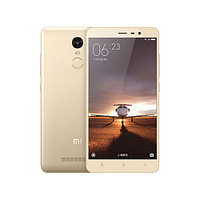 Смартфон Xiaomi Redmi Note 3PRO 5.5'FHD/LTE/Duos/Snapdr 650/16GB/2GB/16+5MP/4000mAh/Android 5.1/Gold /