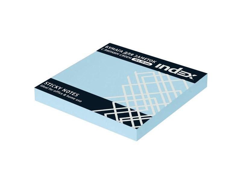Стикеры 76*75, 100 листов Index
