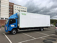 Доставка замороженных продуктов до 5 тонн