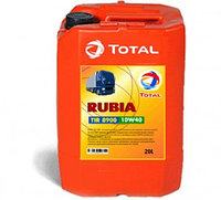 Масло моторное TOTAL RUBIA 8900 10W40