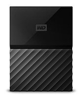 Внешний жесткий диск HDD Western Digital My Passport WDBBEX0010BBK-EEUE 2.5 1TB