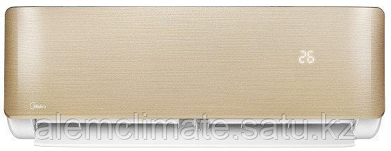 Кондиционер MIDEA AURORA MSAВ-09HRN1-WG, золотая панель (25-30м2.)