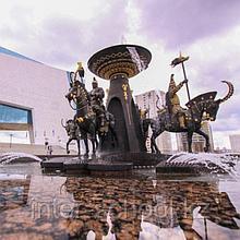Обзорный тур в Нур-Султан на английском, русском, немецком и казахском языках