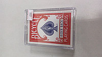 Фокусные карты Bycicle Rider Back playing cards