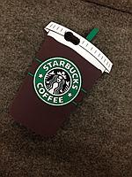 Чехол на iPhone 6,7 Starbucks.