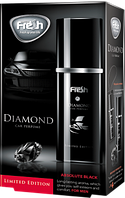 FRESH Ароматизатор SPRAY DIAMOND ABSOLUTE BLACK