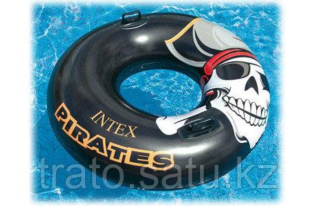 """Круг надувной """"Пират"""" Intex 107cm"""