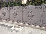 Кованные ворота и заборы, фото 3