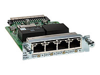 Cisco VWIC3-4MFT-T1/E1