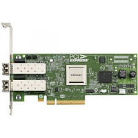 LPe12002-X8 Emulex 8Gb/s Fibre Channel PCI Express Dual Channel Host Bus Adapter With Long Wave Optical Transceivers