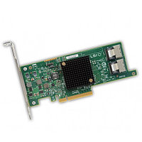ASR-8805 ADAPTEC 8-Port Int, 12Gb/s SAS, Pcle 3.0 8X HBA; RAID0/1/10/5/6; 1024M