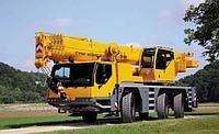 Автокран с грузоподъемностью 55 тонн