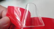Акриловая двухсторонняя клеящая лента HPX HSA 32121 (универсальная) - (9мм*33м), фото 2