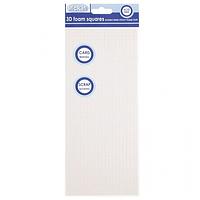 Клеевые подушечки 3D белые
