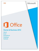 Microsoft office 2013 home and busines