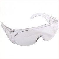 Очки STAYER «STANDARD» защитные, поликарбонатная монолинза с боковой вентиляцией, прозрачные