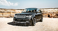 Обвес Hamann на Range Rover Vogue