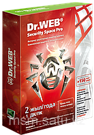 Dr.Web Security Space Pro Silver 24 мес