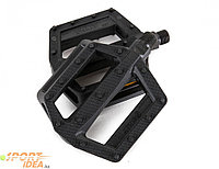 "Педали Salt Junior V2 Nylon Platform Pedals 9/16"" Black"