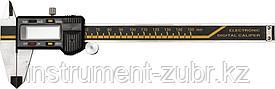 Штангенциркуль KRAFTOOL электронный металлический, 150мм