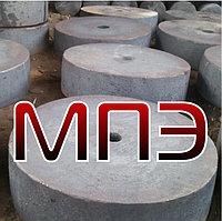 Поковка 285 стальная кованая сталь 20 09г2с 45 40Х 35 горячекатаная пруток ГОСТ 7505-89 заготовка круглая