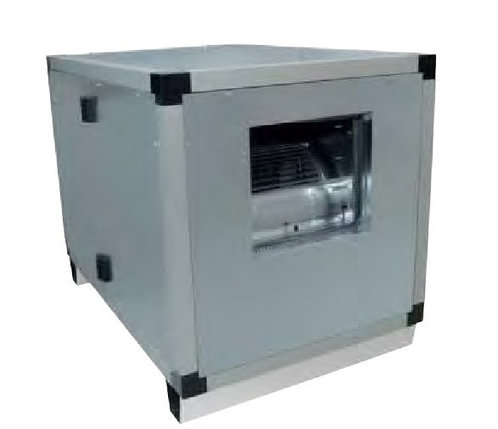 Канальный вентилятор VORT QBK POWER 18/18 1V 5.5, фото 2