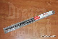 "Каркасная щетка стеклоочистителя 24"" (дворник каркасный 600 мм) Lynx L600, фото 1"