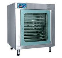 Шкаф расстоечный тепловой ШРТ 10-1/1М (10 уровней GN 1/1,стекл. дверь, вся нерж, 840x768x1044)