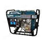 Дизельный генератор Alteco ADG-7500 E, 5кВт, фото 2