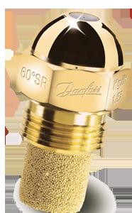 Топливная форсунка Danfoss 8,00х60*S; 8,00х45*S