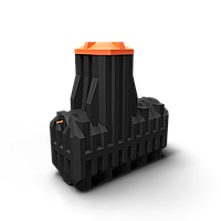 Автономная канализация ERGOBOX 4 PR, фото 1