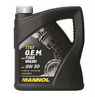 MANNOL O.E.M. for Ford Volvo 5W30 SN/CF 7707  4L