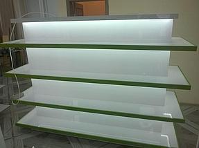 """Изготовление торгового оборудования для сети аптек """"Эвкалипт"""" с системой самообслуживания 21"""