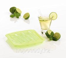Форма Mastrad для льда ложки 14 см, зеленая - на картоне F00108. Алматы