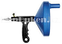 Трос для прочистки труб D-6 мм пластиковый, 3,3 метра СИБРТЕХ 92464 (002)