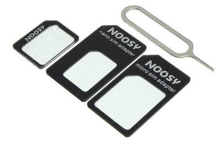 Адаптеры Noosy для Sim 4 в 1, фото 2