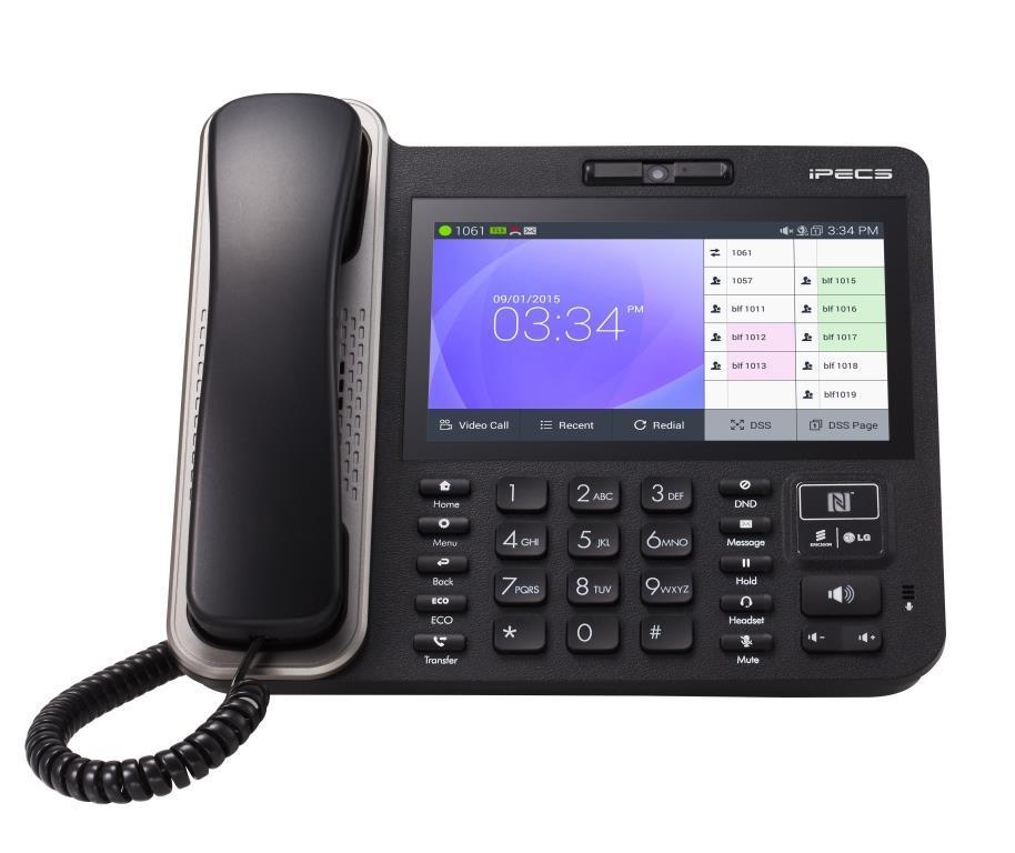 IP Видеотелефон LIP-9071