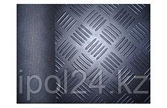 Дорожка из резины (шашечки) 1.20м х 10м х 3 мм рул.