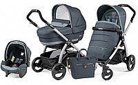 Коляска Peg-Perego Book Plus Completo 3 в 1 (Set Modular+Pop-Up) в ассортименте