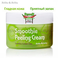 "Крем-пилинг для лица/ Holika Holika Smoothie Peeling ""Киви"""