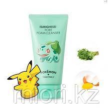 Пенка для очищения пор Tony Moly Pokemon Isanghessi Foam Cleanser,150мл