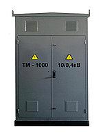 КТПН 1000-10(6)/0,4 наружная (киосковая) трансформаторная подстанция, фото 1