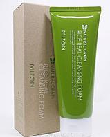 Рисовая пенка Mizon Rice Real Cleansing Foam,150мл