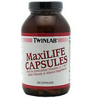 Витамины Twinlab Maxilife Multi Vitamin (200 капсул)